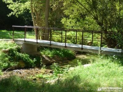 Río San Juan_Duratón; cañon de rio lobos camino santiago real de san vicente pantano de bolarque